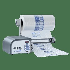 Airplus térkitöltő fóliagyártó gép