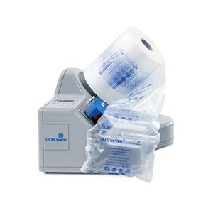 Airmove térkitöltő fólia-gyártó, megvásárolható gép