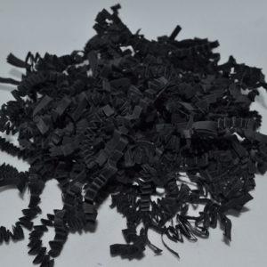 fekete dekor papír