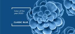 Az év színe: Classic blue
